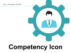 Competency Icon Analysis Research Ppt PowerPoint Presentation Complete Deck