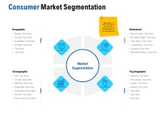 Competition In Market Consumer Market Segmentation Ppt Icon Files PDF Ppt Pictures Objects PDF