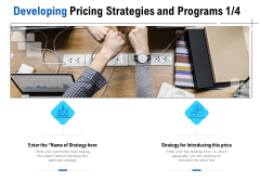 Competition In Market Developing Pricing Strategies And Programs Introducing Ppt Infographic Template Outline PDF
