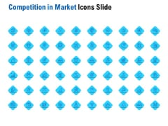 Competition In Market Icons Slide Ppt Designs Download PDF