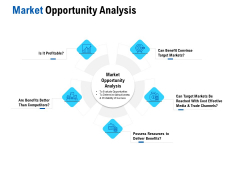 Competition In Market Market Opportunity Analysis Ppt File Topics PDF