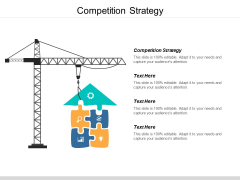 Competition Strategy Ppt PowerPoint Presentation Summary Gridlines Cpb