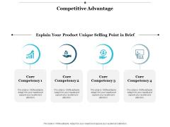 Competitive Advantage Ppt PowerPoint Presentation File Slides