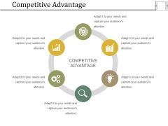 Competitive Advantage Ppt PowerPoint Presentation Inspiration Slides