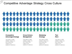 Competitive Advantage Strategy Cross Culture Management Marketing Strategy Ppt PowerPoint Presentation Infographic Template Slideshow