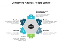 Competitive Analysis Report Sample Ppt Powerpoint Presentation Summary Rules Cpb