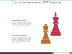 Competitive Assessment Ppt Diagrams