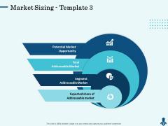 Competitive Intelligence Frameworks Market Sizing Opportunity Clipart PDF