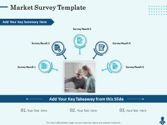 Competitive Intelligence Frameworks Market Survey Template Sample PDF