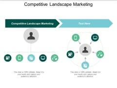 Competitive Landscape Marketing Ppt PowerPoint Presentation Gallery Files Cpb