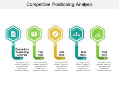Competitive Positioning Analysis Ppt PowerPoint Presentation Model Clipart Cpb