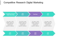 Competitive Research Digital Marketing Ppt PowerPoint Presentation Professional Master Slide Cpb