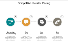 Competitive Retailer Pricing Ppt PowerPoint Presentation Infographics Layouts Cpb