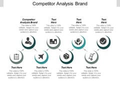 Competitor Analysis Brand Ppt PowerPoint Presentation Model Tips Cpb