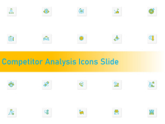 Competitor Analysis Icons Slide Ppt Portfolio Backgrounds PDF