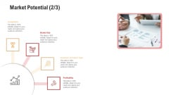 Competitor Assessment In Product Development Market Potential Size Diagrams PDF
