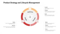 Competitor Assessment In Product Development Product Strategy And Lifecycle Management Guidelines PDF