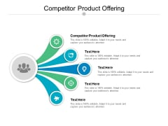 Competitor Product Offering Ppt PowerPoint Presentation Styles Images Cpb