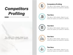 Competitors Profiling Ppt PowerPoint Presentation Inspiration Cpb