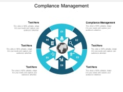 Compliance Management Ppt PowerPoint Presentation Infographics Example Introduction Cpb