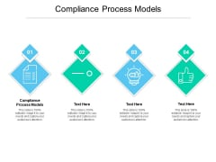 Compliance Process Models Ppt PowerPoint Presentation Styles Outline Cpb Pdf