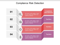 Compliance Risk Detection Ppt PowerPoint Presentation Infographics Influencers Cpb Pdf