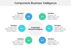 components business intelligence ppt powerpoint presentation slides images cpb