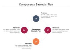Components Strategic Plan Ppt PowerPoint Presentation Show Graphics Cpb Pdf