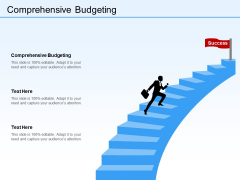 Comprehensive Budgeting Ppt Powerpoint Presentation Themes Cpb