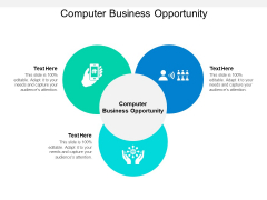 Computer Business Opportunity Ppt PowerPoint Presentation Summary Icons Cpb