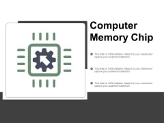 Computer Memory Chip Ppt PowerPoint Presentation Show
