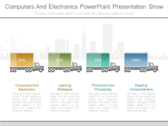 Computers And Electronics Powerpoint Presentation Show