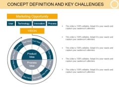 Concept Definition And Key Challenges Ppt PowerPoint Presentation Ideas