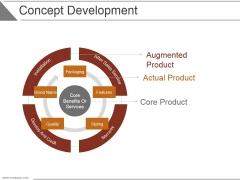 Concept Development Ppt PowerPoint Presentation Information