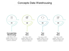 Concepts Data Warehousing Ppt PowerPoint Presentation Professional Demonstration Cpb