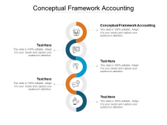 Conceptual Framework Accounting Ppt PowerPoint Presentation Show Gridlines Cpb