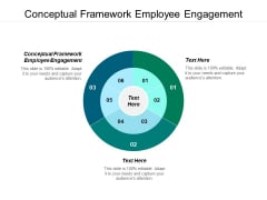 Conceptual Framework Employee Engagement Ppt PowerPoint Presentation Styles Information Cpb