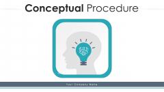 Conceptual Procedure Marketing Performance Ppt PowerPoint Presentation Complete Deck With Slides