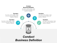 Conduct Business Definition Ppt PowerPoint Presentation Infographic Template Icon Cpb