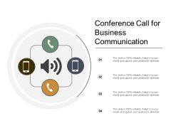 Conference Call For Business Communication Ppt Powerpoint Presentation Gallery Background Image