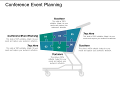 Conference Event Planning Ppt PowerPoint Presentation Infographic Template Example Cpb