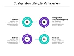Configuration Lifecycle Management Ppt PowerPoint Presentation Summary Tips Cpb