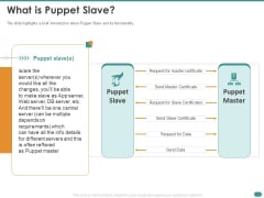 Configuration Management With Puppet What Is Puppet Slave Themes PDF