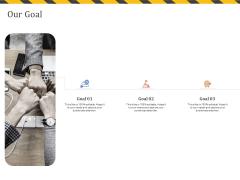 Construction Business Company Profile Our Goal Ppt Ideas File Formats PDF