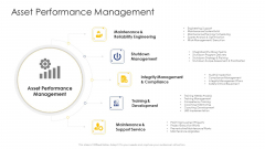 Construction Engineering And Industrial Facility Management Asset Performance Management Portrait PDF