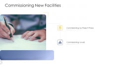 Construction Engineering And Industrial Facility Management Commissioning New Facilities Microsoft PDF