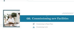 Construction Management Services And Action Plan Commissioning New Facilities Professional PDF