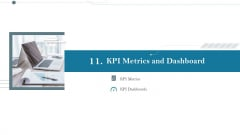 Construction Management Services And Action Plan KPI Metrics And Dashboard Download PDF