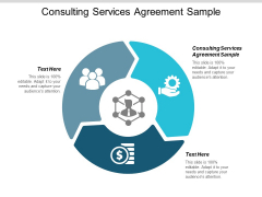 Consulting Services Agreement Sample Ppt PowerPoint Presentation Infographic Template Infographic Template Cpb