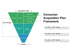 Consumer Acquisition Plan Framework Ppt PowerPoint Presentation File Grid